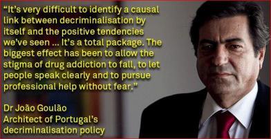 Drug decriminalization in Portugal: setting the record straight
