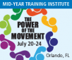 Community Anti--Drug Coalitions of America (CADCA) Mid-Year Training Institute