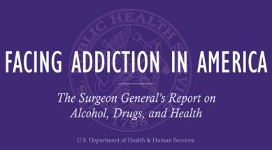 Facing Addiction in America: The Surgeon General's Report on Alcohol, Drugs, and Health.