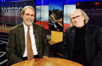 Adrian Hooper & Tim Cheney on Ann Nyberg Show